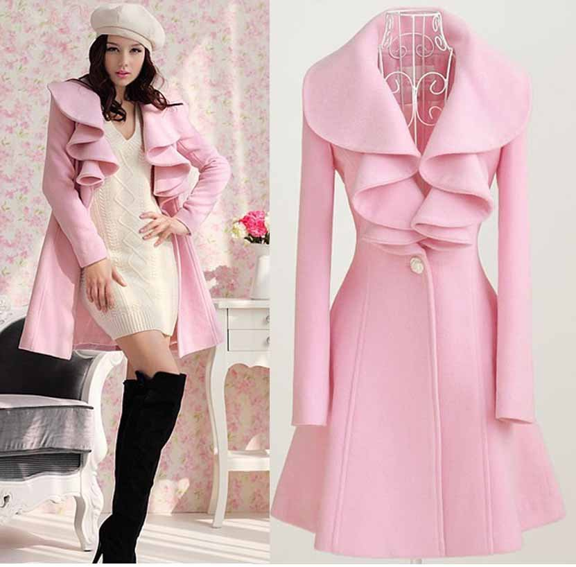 Pink Winter Jackets For Women | Outdoor Jacket