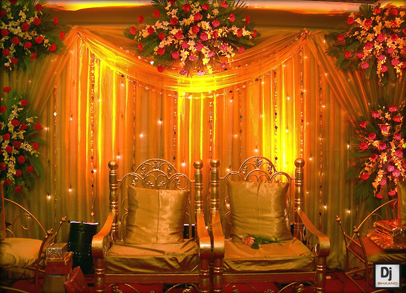 Maharashtrian Wedding Stage Decoration : Stunning stage decoration ideas for indian weddings