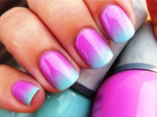 Solid color nail art images nail art and nail design ideas solid color nail art nail art ideas nail it 6 diy arts to make your nails prinsesfo Image collections