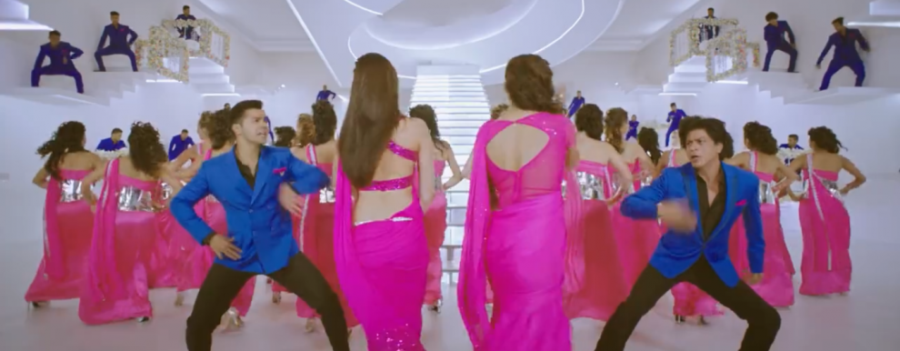 Looking Into The Glam Of Dilwale Wonder Wardrobes