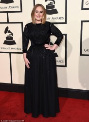 Best Dressed In Black At The Grammys 2016