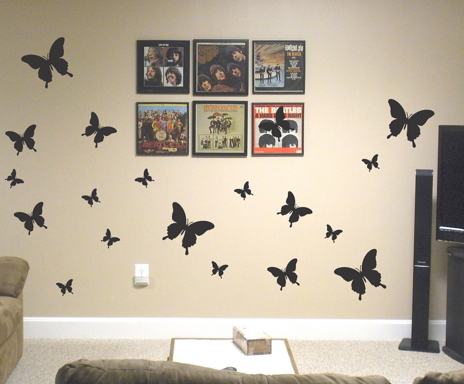 9 quick and easy ideas to decorate your bedroom wonder - Wall decor painting ideas ...