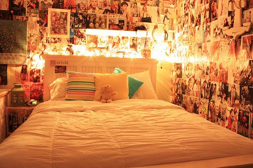 simple bedroom tumblr new with images | 9 Quick and Easy Ideas to Decorate your Bedroom | Wonder ...