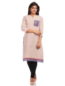 why should office be boring kurta for women