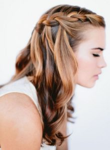 quick hairstyles for college fashion