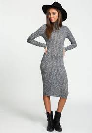 knitted-dress
