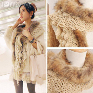 new-women-s-fashion-winter-sweater-fur-scarf-s01-1b54