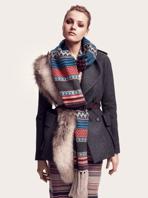 5 Ways To Style Your Winter Scarf In Every Season