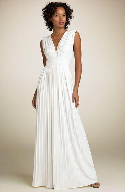 Empire waist wedding dress wonder wardrobes for Empire wedding dresses uk