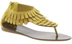 Pierre Dummas Flat Embellished Sandals