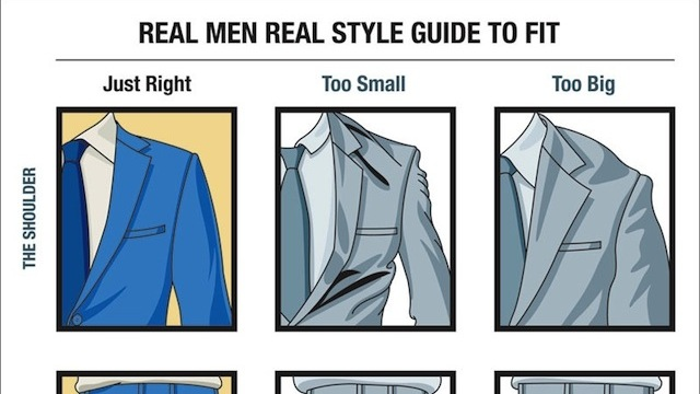 Men, Suit Up! | Wonder Wardrobes