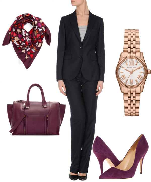 Looks That Will Land You The Job Wonder Wardrobes