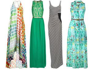 Breezy maxi dresses