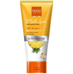 VLCC Matte Look Sunscreen Lotion SPF 30 PA+++