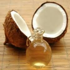 Tone or Moisturize with Rose water and coconut oil