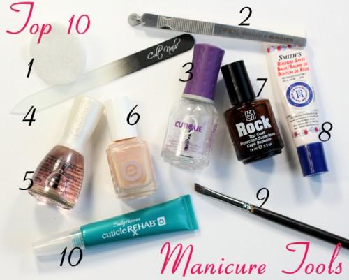 Diy Manicure At Home Wonder Wardrobes