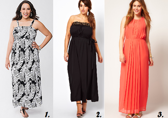 How to Dress Tips For Plus Sized Girls