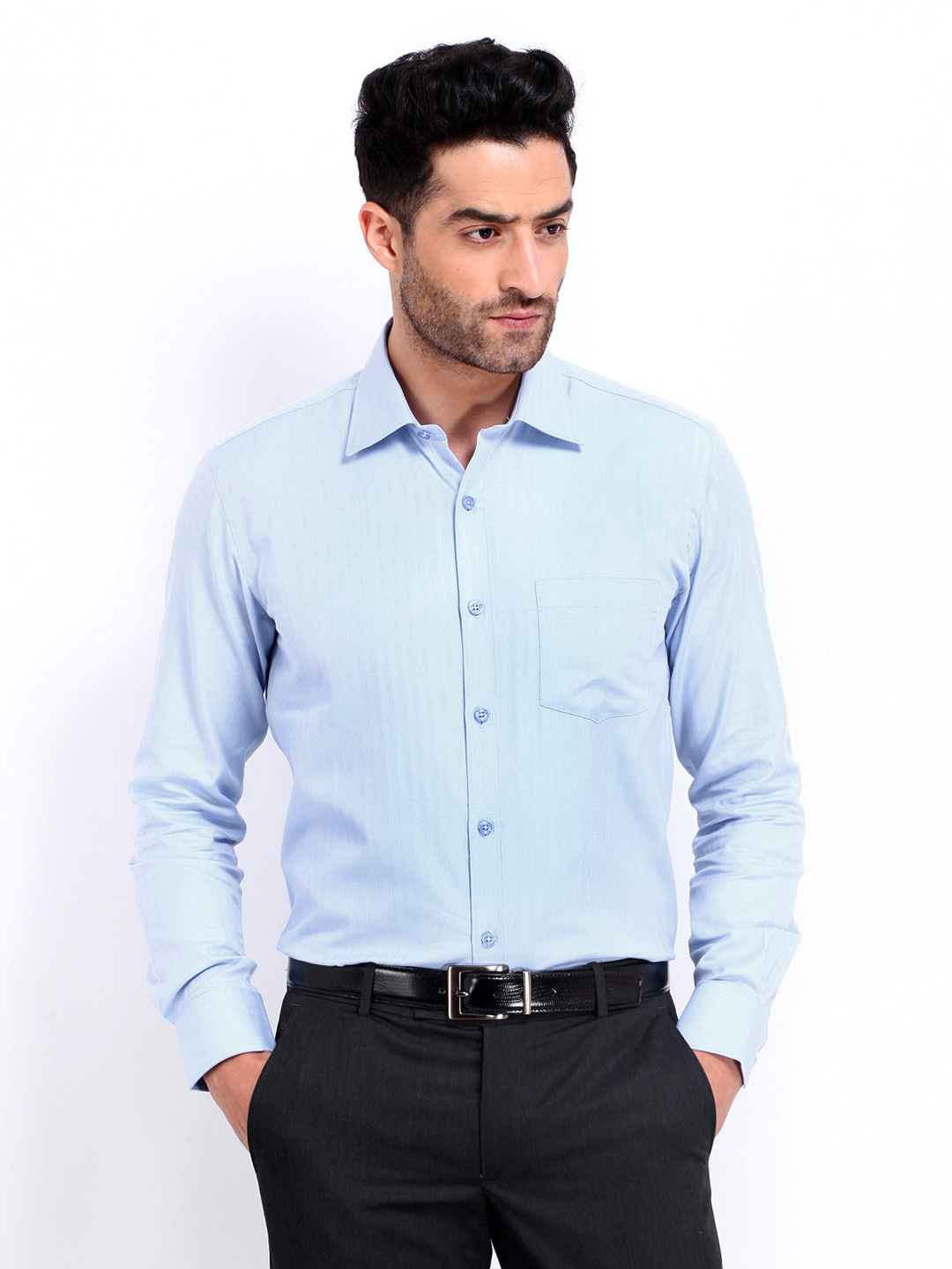 Formal shirts and pants combination for men