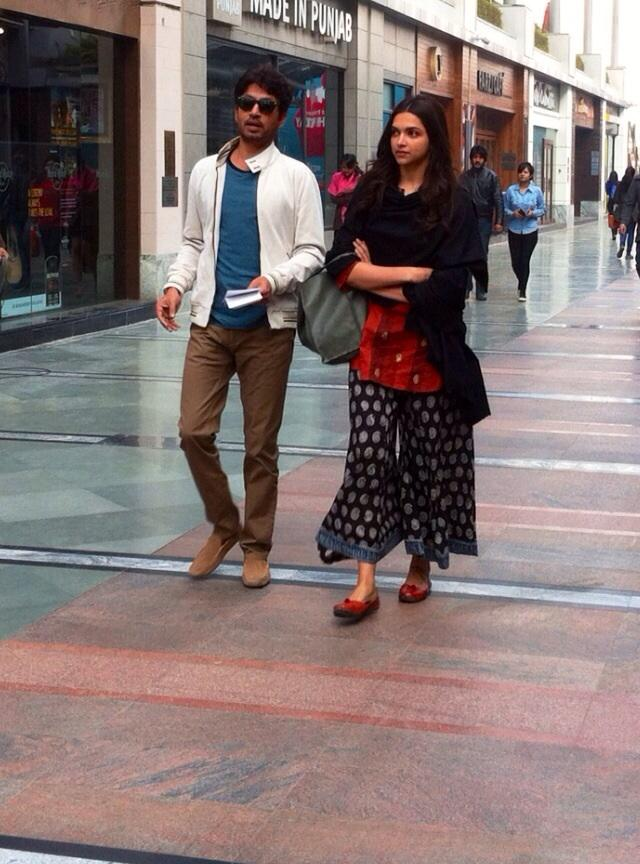 Deepika Padukone In and As Piku : Some Looks   Wonder ...
