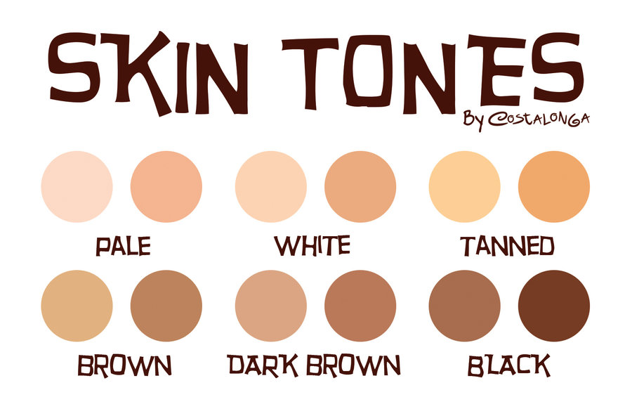 Black Hair Color For Warm Skin Tones