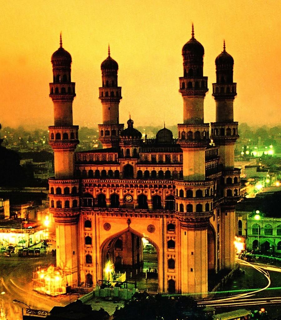 When In Hyderabad