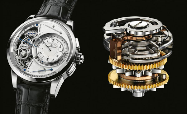10 most expensive watches in the world wonder wardrobes for Grande sonnerie