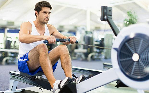 gym rowing machine essay