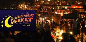 Arpora Night Market, Goa