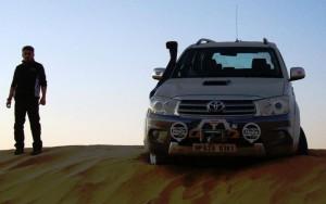Dune Bashing, Rajasthan 2
