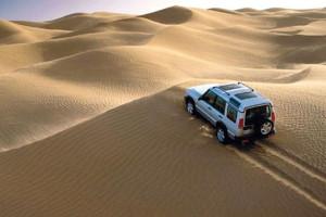 Dune Bashing, Rajasthan