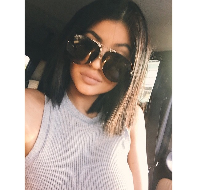 Kylie Jenner S Hair Looks Every Colour And Style Wonder Wardrobes