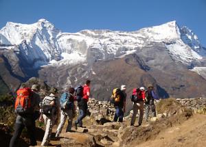 Mountain Trekking, Himalayas 2