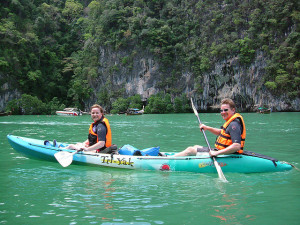 Sea-Kayaking-–-Thailand