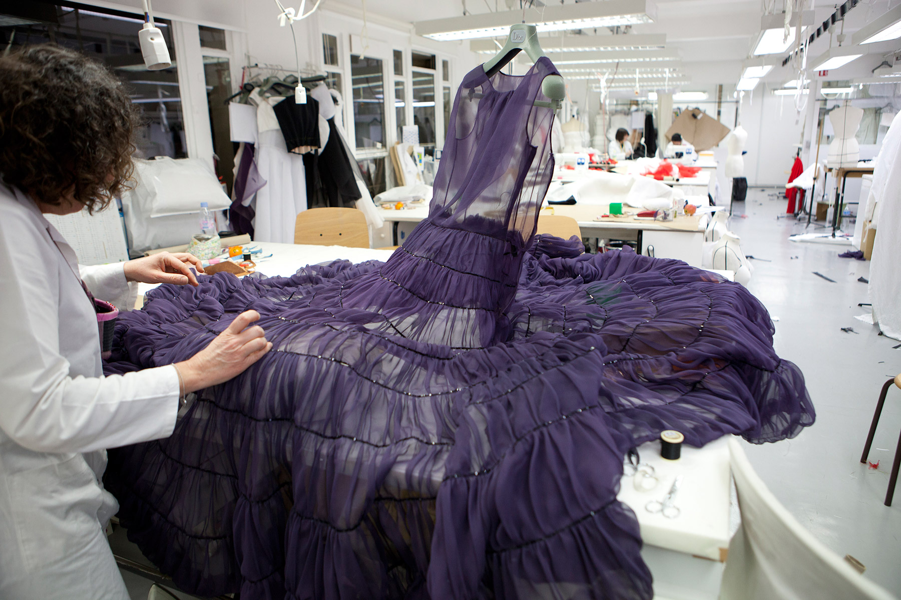 design houses the inside story of the haute couture