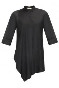 bunglow 8 asymmetric black top