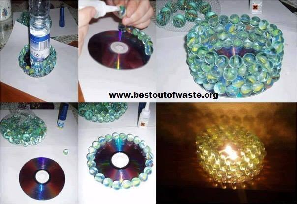 Best steals under 2000 to decorate your home this diwali for Making of decorative item from waste material