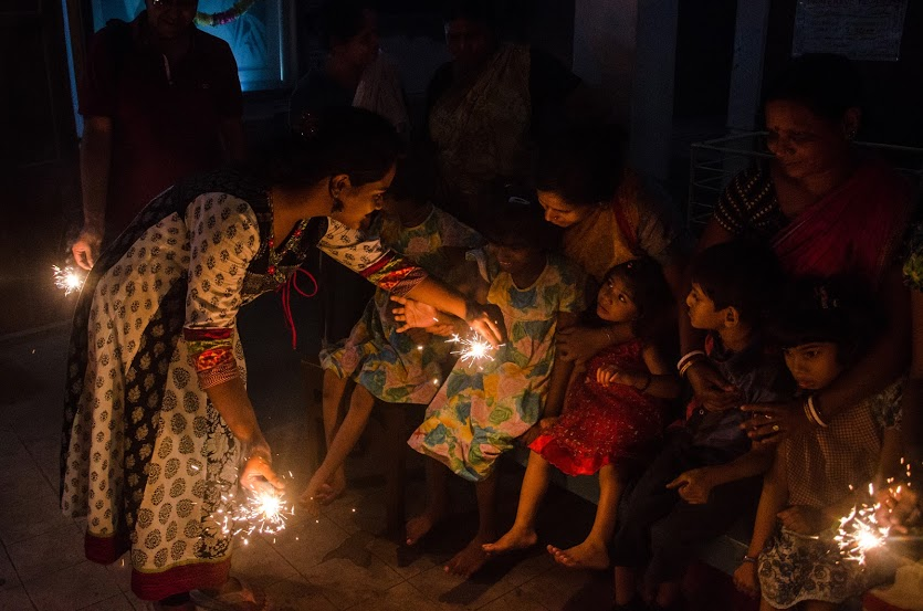 Ignite A Smile :5 Ways To Spend Diwali Differently