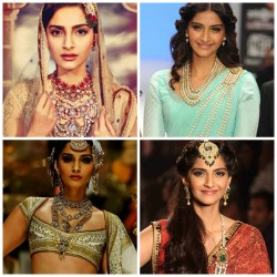 Top 10 Indian Looks by Sonam Kapoor for Prem Ratan Dhan Paayo