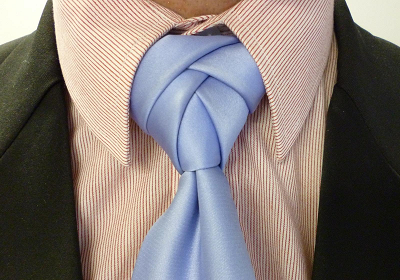 Knot up! 10 ways to style your tie differently