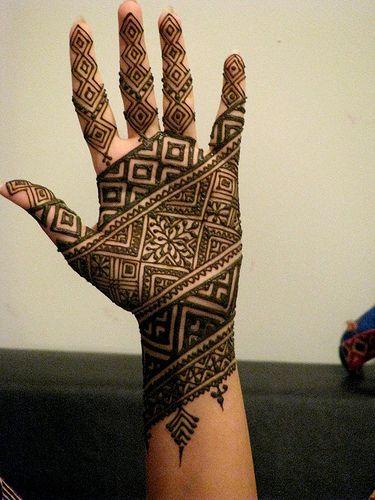 Moroccan Mehndi Patterns : Unique mehendi designs for diwali wonder wardrobes