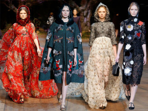 DolceGabbana_fall_winter_2014_2015_collection_Milan_Fashion_Week1
