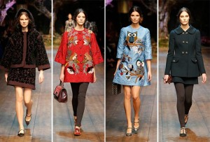 DolceGabbana_fall_winter_2014_2015_collection_Milan_Fashion_Week14