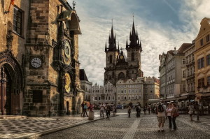 The beauty of Prague