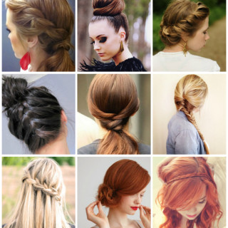 hair-collage