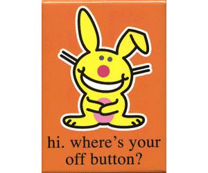 where's ur off button