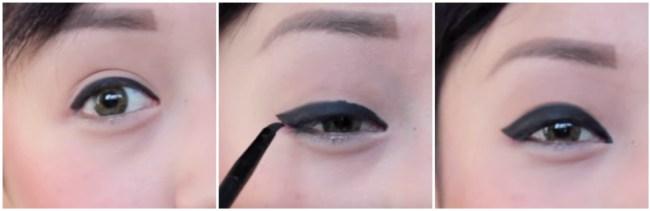 Bold Eyeliner Style