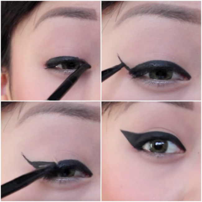 Drama Eyeliner Style