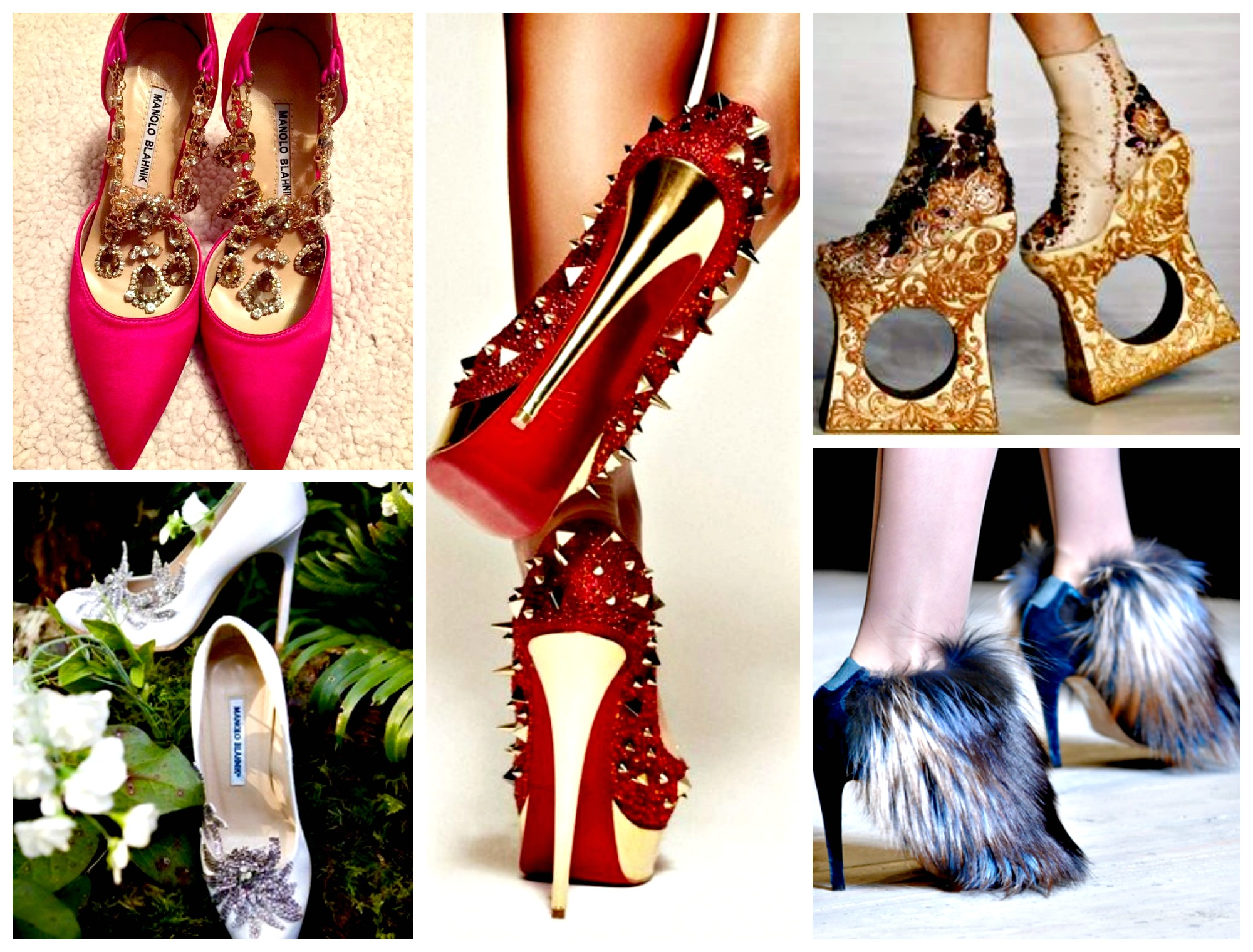 10 Shoe Brands Every Girl Dreams to Shop From