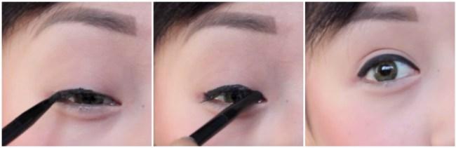 Simplicity Eyeliner Style