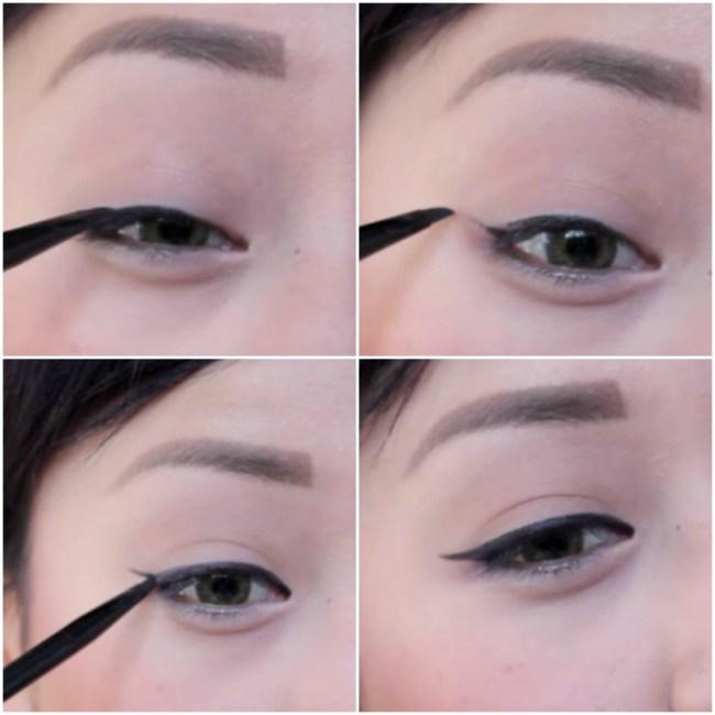 Smooth Eyeliner Style